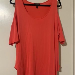Jessica Simpson Cold shoulder Top